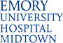 Trusted by Emory University Hospital Midtown